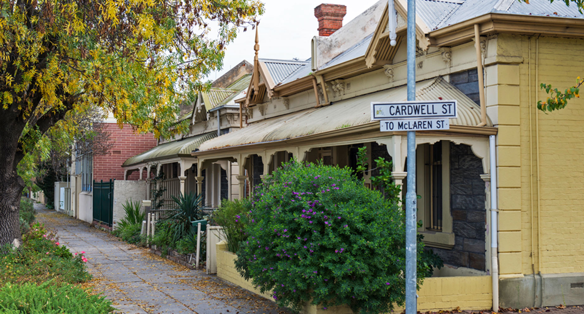 South Australia real estate for sale by owner, side street in the city