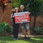 Lucy & Marcus Brown, THORNLANDS, QLD 4164