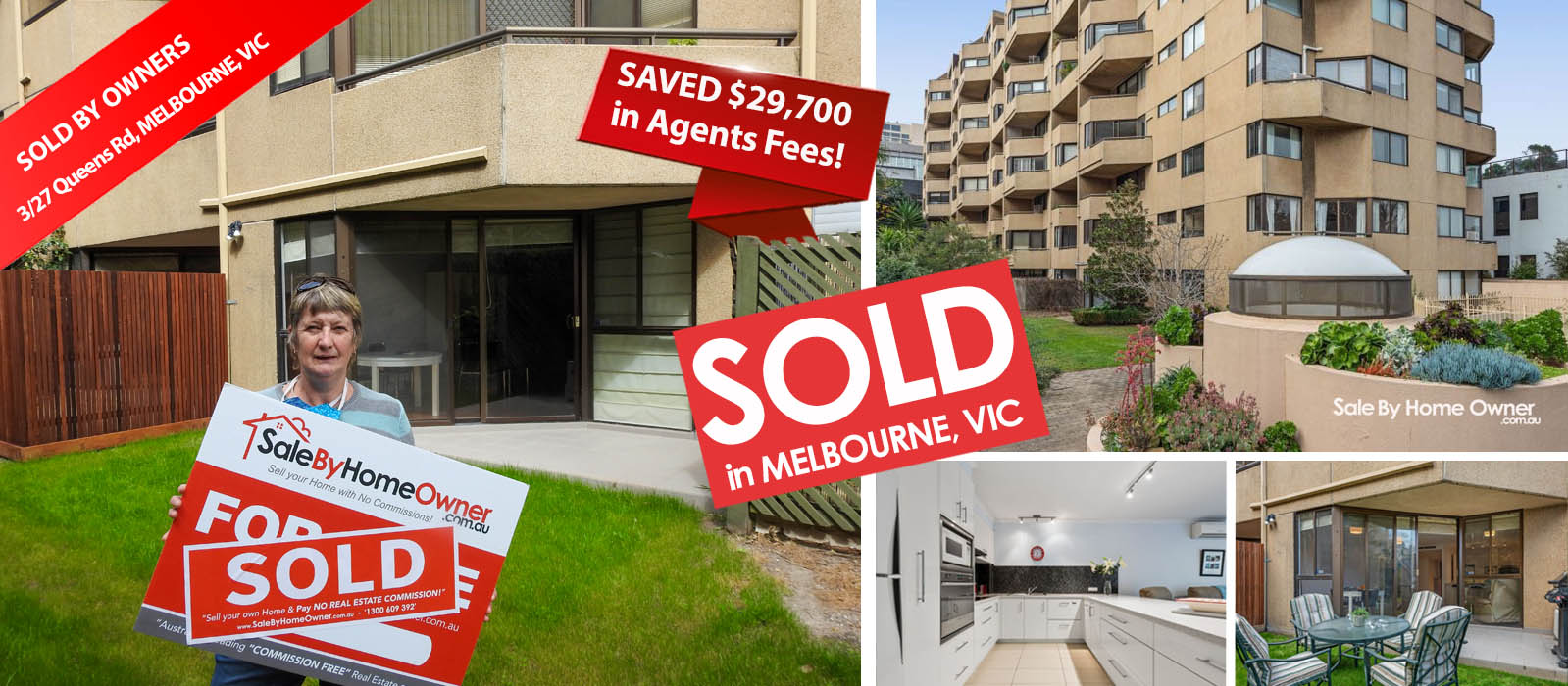 Private house sales in Melbourne VIC